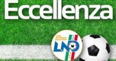 Calcio Eccellenza: il girone B 2019/2020. Solo due messinesi