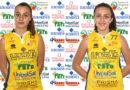 Il Messina Volley conferma le schiacciatrici Anita Interdonato e Giulia Spadaro