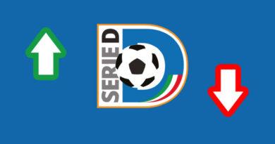 Serie D gir. I | Bocciature e promozioni della 12^ giornata