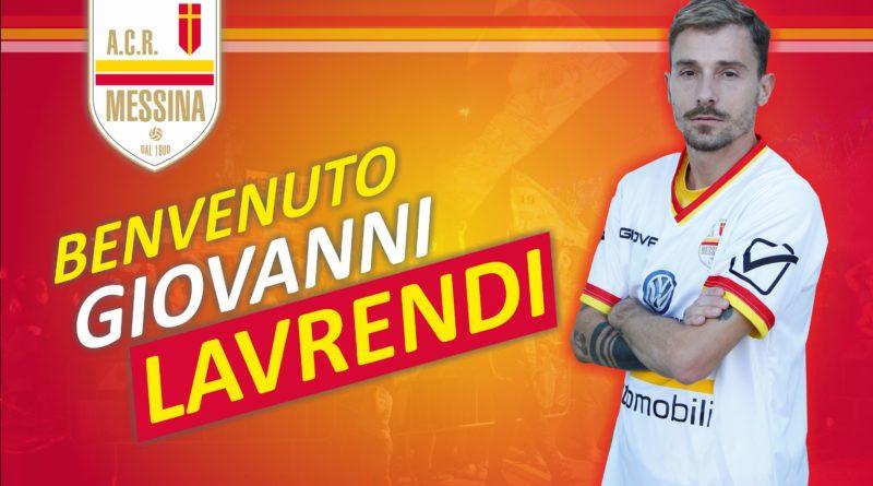 Messina | E' il tempo di Giovanni Lavrendi. Il ritorno del centrocampista