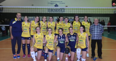 Volley/F Serie C |  Messina Volley,  3-0 sul Volley '96 e capolista a punteggio pieno