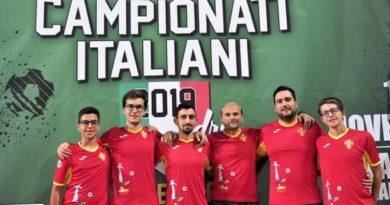 Calcio da Tavolo | Subbuteo: Messina Table Soccer sesto dopo il girone di andata in C