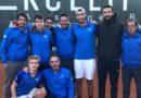 Tennis serie A1 | Il Ct Vela Messina perde lo scudetto allo spareggio. Ma che GIGANTI !!!