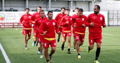 Serie D | Acr Messina: Svincolati Giordano, Marfella, Nardelli, Coralli, Esposito e Suma