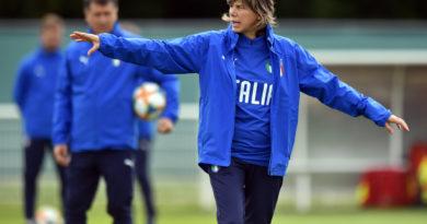 Milena Bertolini, CT della nazionale di calcio femminile ospite dell'Ateneo
