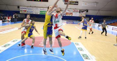 Basket Serie B | La Costa d'Orlando cede al forte Piombino (46-73)