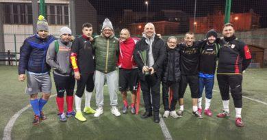 Juve Stabia vince il Quadrangolare d'Inverno a Il Campetto