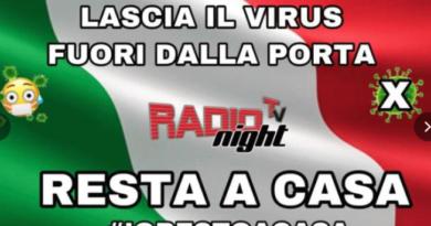 Emergenza Covid-19 | La diretta del sindaco De Luca su Radio Night
