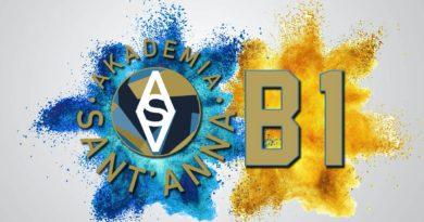 Volley | Akademia Sant'Anna in serie B1, acquistato il titolo di Città di Castello