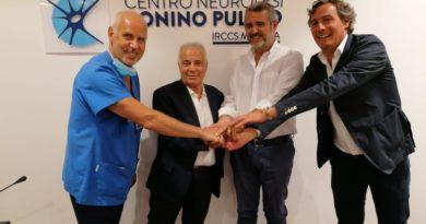 Accordo Acr Messina-Irccs: Interviste video del presidente Sciotto, il Dg Gianni ed il prof.Bramanti