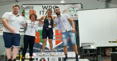 Powerlifting | Cristina Catalfamo sul tetto più alto d'Italia