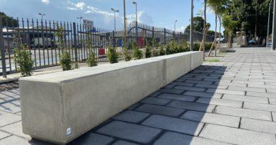 Caronte&Tourist | Un'opera di riqualificazione sul tratto di viale Libertà fronte Rada San Francesco