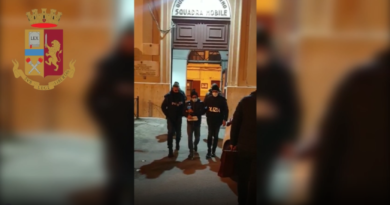 Polizia di Stato Messina — arrestato mandante di omicidio di mafia avvenuto nel 2001 (Video)